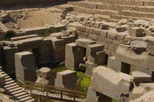 El Templo de Osiris