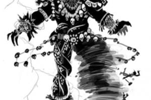 Hurancán dioses mayas