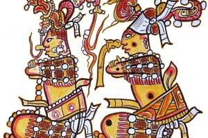 Ixbalanqué , dioses mayas