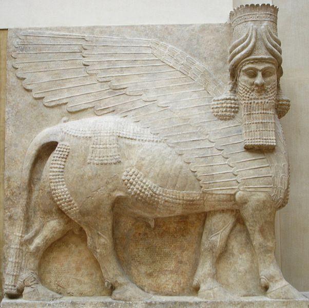 criaturas mesopotamicas