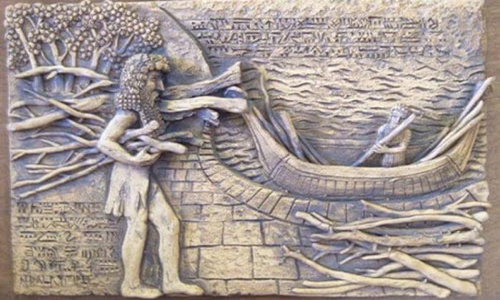 criaturas mitológicas Mesopotamicas