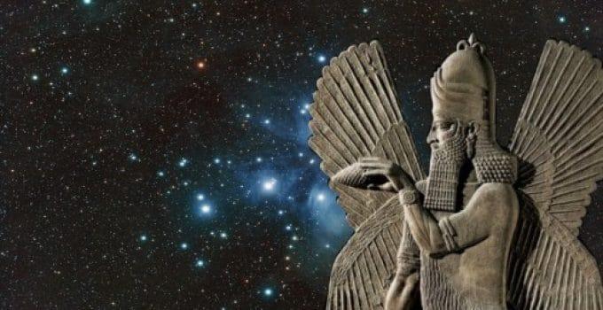 Seres mitológicos mesopotámicos